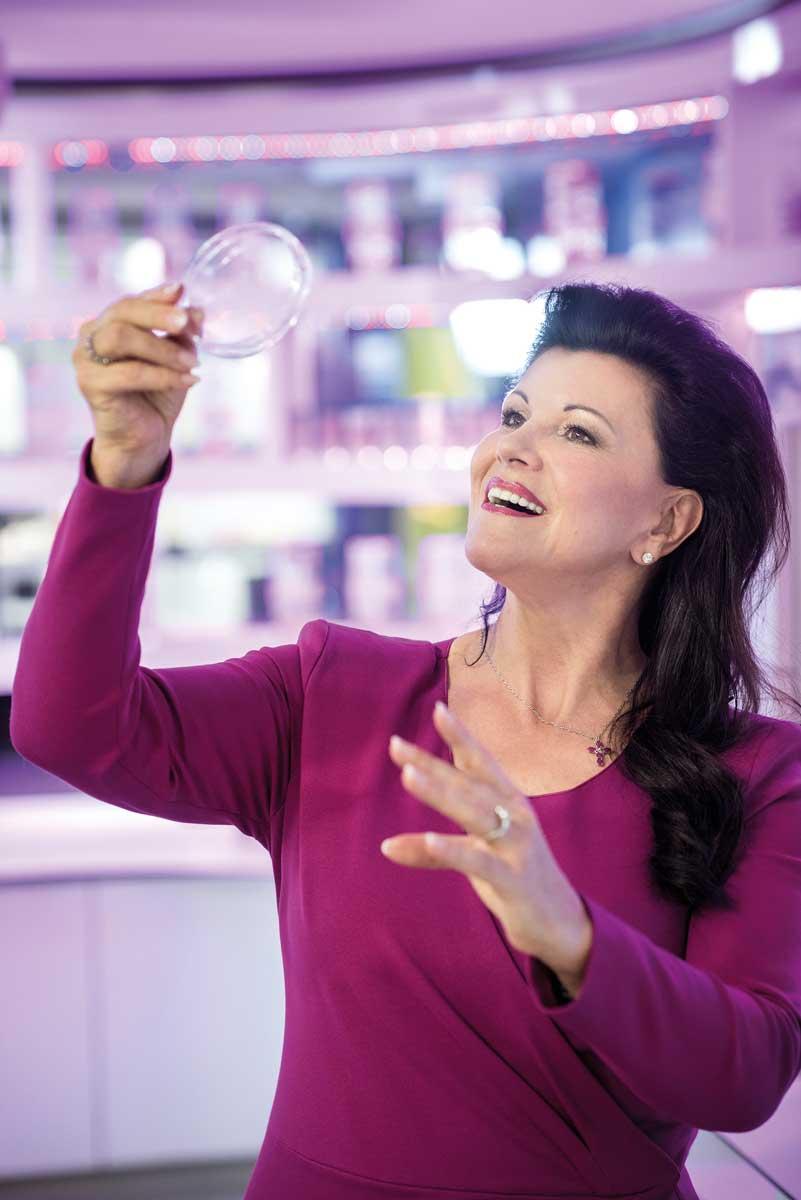 Bakterien sind mein Leben - Mag. Anita Frauwallner