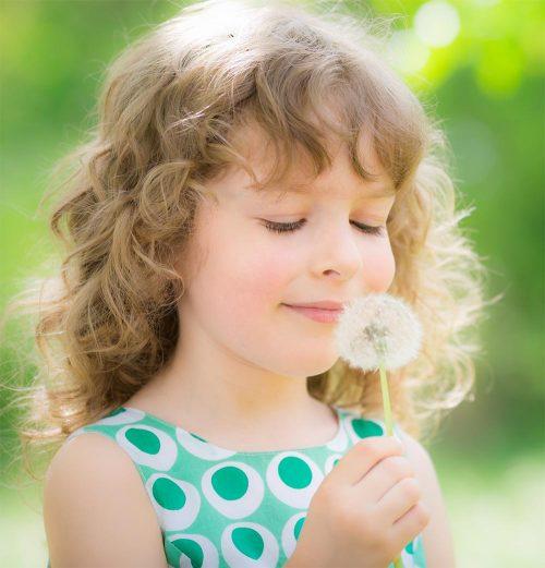 Allergie im Kindheitsalter