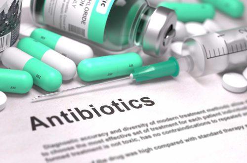 Mikrobiom und Antibiotika