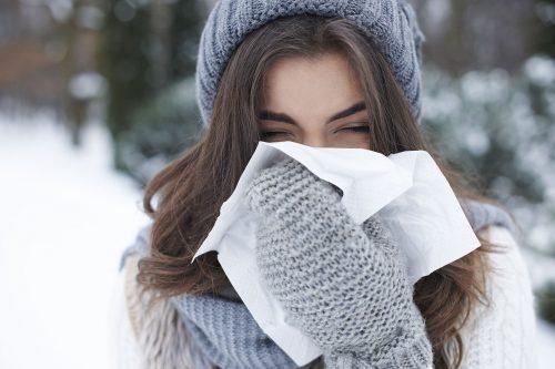 Grippaler Infekt und Antibiotika