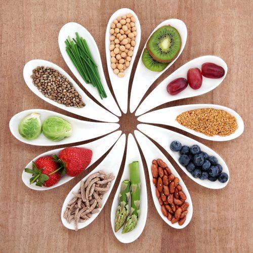 Verdauungsfördernde Lebensmittel