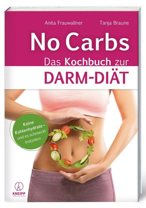 No Carbs – mein neues Kochbuch